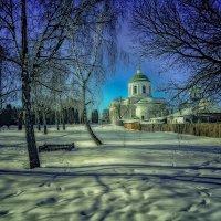 Когда струится солнца свет... :: Александр Бойко
