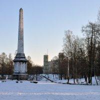 Чесменский обелиск :: Елена Смирнова