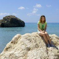 На побережье Средиземного моря :: Виктор Куприянов