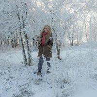 Зимнее кружево... :: ФотоЛюбка *