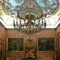 В дворце. :: Виталий Селиванов