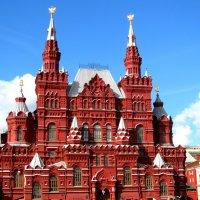 Москва - центр. Исторический музей. :: Владимир Драгунский