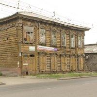 Прогулки по Иркутску :: Андрей Мартюшев