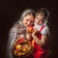 Ольга и дочь :: Олег Дроздов