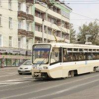 Трамвайчик :: Андрей Мартюшев