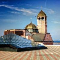 Церковь Святого Николая в Одесском порту :: Вахтанг Хантадзе