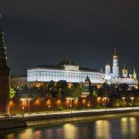 Кремль :: Kate Sparrow