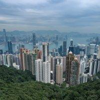 Гонконг как он есть... :: Виктор Льготин
