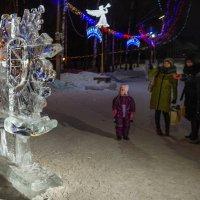 Ледяное творчество :: Владимир Пименков