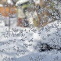 А за окном... :: Ирина Шарапова