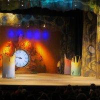 Часы из сказки :: Наталья Джикидзе (Берёзина)