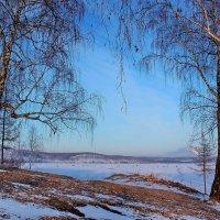 У студёного озера. :: Наталья Юрова
