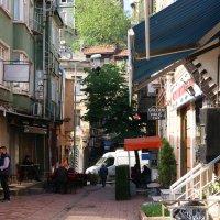 Тихая улочка (повседневная жизнь Стамбула) :: Юлия Фотолюбитель