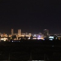 Ночные огни :: Ксения Винтер