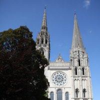 Шартрский собор :: Фотограф в Париже, Франции Наталья Ильина