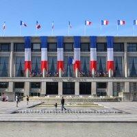 Городская ратуша в Гавре :: Фотограф в Париже, Франции Наталья Ильина
