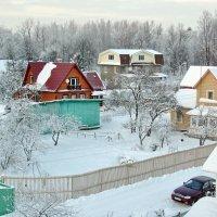 Вид с крыши-день :: Алексей Цветков