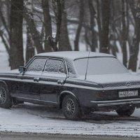 Снегопад в Москве :: Игорь Герман
