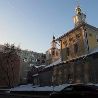 москва обновляется и реставрируется :: Олег Лукьянов