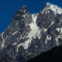 USHBA - Гора Ушба (4700м) :: Malkhaz Gelashvili