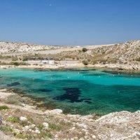 Залив в средиземном море,остров Фриуль :: Наталия