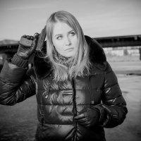 Зимнее фото черно-белое. Готовимся к съемке на черно-белую пленку :: Сергей Казаченко