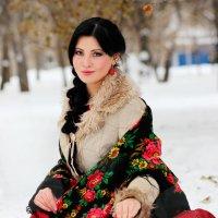 Русская краса :: Елена Остапенко