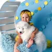 Два малыша :: Юлия Слободскова