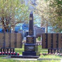 Ниднеудинск. Памятник участникам ВОВ :: Валентин Когун