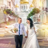 Свадьба в Ростове :: Андрей Молчанов