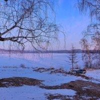 Под покровом льда и снега... :: Наталья Юрова