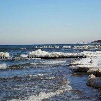 Морской пейзаж :: Маргарита Батырева