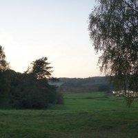 Пушкинские горы. Вид с городища Савкина горка :: Елена Павлова (Смолова)