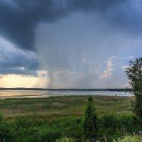 льёт ли тёплый дождь :: Василий И Иваненко
