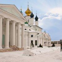 Спасо-Яковлевский Димитрев монастырь :: Валерий Ходунов
