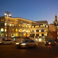 Вечерняя Москва :: Константин Поляков