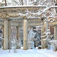 колоннада Апполона в Павловске :: Елена