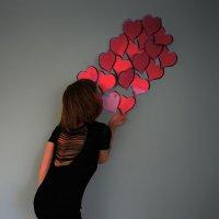 Мари всех с праздником любви! :: Роза Бара