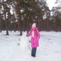 Прогулка выходного дня в лес :: Ирина Диденко