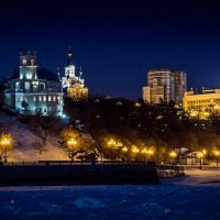 Амурский утес в Хабаровске :: Volkov Igor