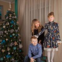 У Новогодней елки :: Наталья Шатунова