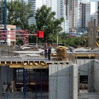 Новосибирск строится :: Дмитрий Конев