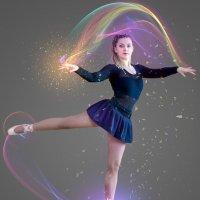 В танце :: Дмитрий Головин