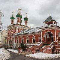Высокопетровский монастырь :: Elena Ignatova
