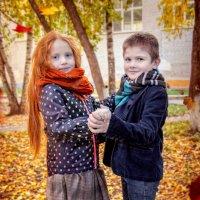 Осенний вальс :: Нина