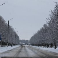 Загадочная снежная пора. :: Валентина ツ ღ✿ღ