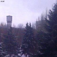 Лугансктепловоз в феврале 2017-го - ещё работаем :: Наталья (ShadeNataly) Мельник