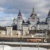 Измайловский кремль :: Лариса *