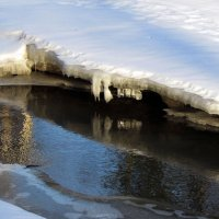 Река просыпается... :: Ирина Румянцева