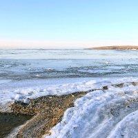 Море тоже замерзает... :: Валерий Басыров